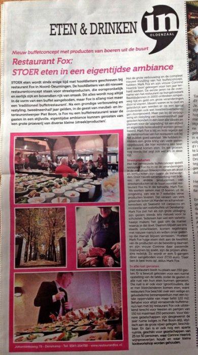 De Glimlach van Oldenzaal 12-11-2012