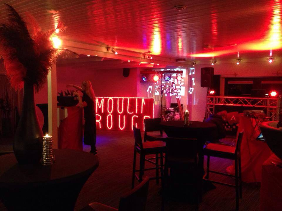 Moulin Rouge thema