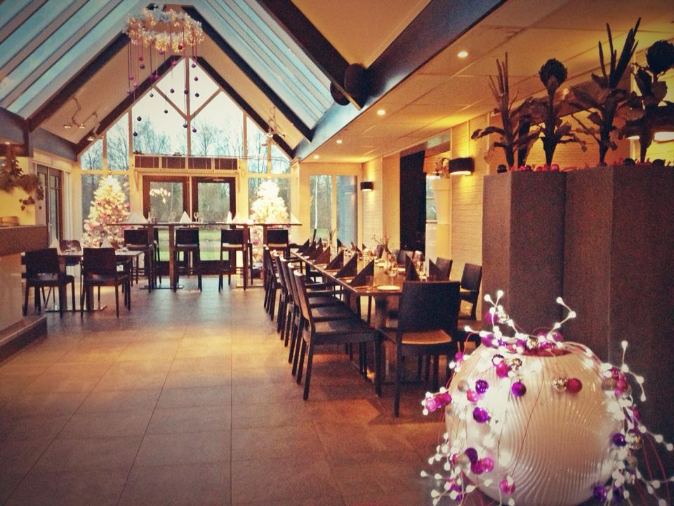 Kerst Restaurant Fox